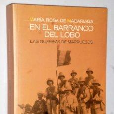 Militaria: EN EL BARRANCO DEL LOBO... LAS GUERRAS DE MARRUECOS. Lote 175068823