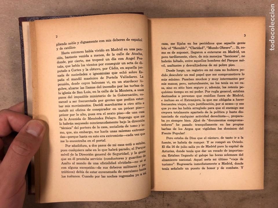 Militaria: SITIO Y DEFENSA DE OVIEDO. OSCAR PÉREZ SOLÍS. PRÓLOGO DEL GENERAL ARANDA. 1937 ARTES GRÁFICAS AFRODI - Foto 4 - 175117989