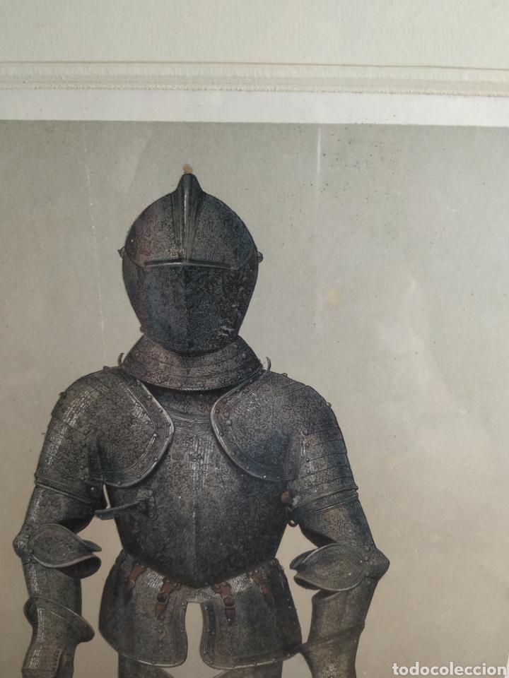 Militaria: Grabado armadura del gran capitán - Foto 7 - 175140137