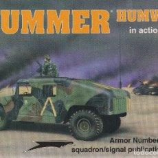 Militaria: MONOGRÁFICO HUMMER - HUMVEE. Lote 175696857