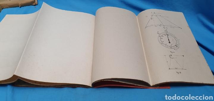 Militaria: Libro conferencias de bombardeo aéreo. Alicante 1938 . Modernas gráficas gutenberg - Foto 7 - 206948763