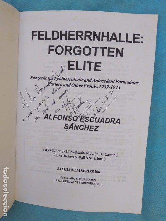 Militaria: Feldherrnhalle: Forgotten Elite Alfonso Escuadra - Foto 2 - 175785708