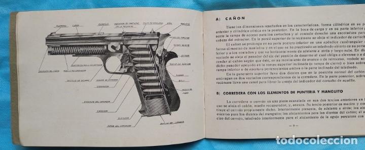 Militaria: Manual pistola Super Star 9 largo - Foto 2 - 175786830
