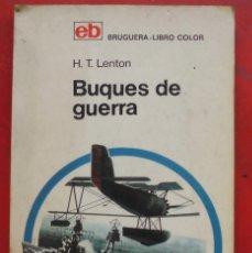 Militaria: BUQUES DE GUERRA. Lote 175962949