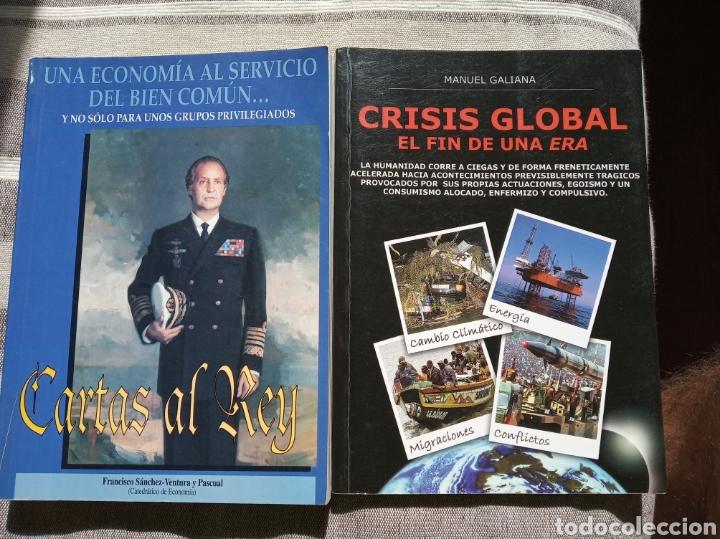 PAREJA LIBROS POLITICA.ECOLOGISMO.MONARQUIA.TRANSICION.FALANGE.COMUNISTA.ANARQUISTA.SOCIALISTA.EFECT (Militar - Libros y Literatura Militar)
