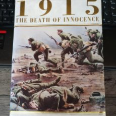 Militaria: 1915 THE DEATH OF INNOCENCE 625 PP.. Lote 176195047