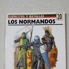 Militaria: LOS NORMANDOS TROPAS DE ELITE. Lote 176204574