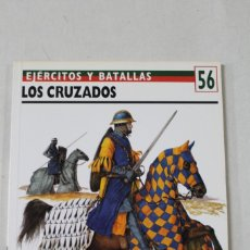 Militaria: LOS CRUZADOS TROPAS DE ELITE. Lote 176204800