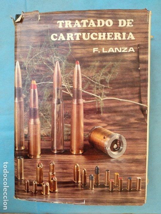 CATALOGO LANZA DE CARTUCHERIA (Militar - Libros y Literatura Militar)
