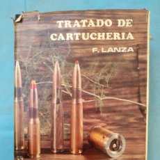 Militaria: CATALOGO LANZA DE CARTUCHERIA. Lote 176472493