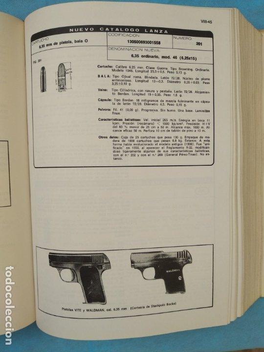 Militaria: Catalogo lanza de cartucheria - Foto 6 - 176472493