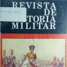 Militaria: REVISTA DE HISTORIA MILITAR, NÚM. 54 (AÑO XXVII, 1983). MADRID : SERVICIO HISTÓRICO MILITAR, 1983.. Lote 176554324