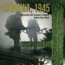 Militaria: OKINAWA 1945. Lote 176973838