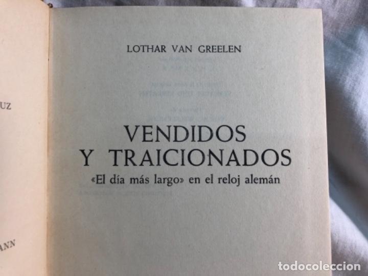 VENDIDOS Y TRAICIONADOS (Militar - Libros y Literatura Militar)