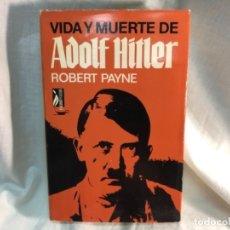 Militaria: VIDA Y MUERTE ADOLF HITLER . Lote 176998400