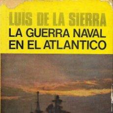 Militaria: LA GUERRA NAVAL EN EL ATLÁNTICO (ESPAÑA-1982). Lote 177196928