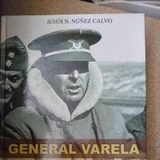 Militaria: GENERAL VARELA DIARIO DE OPERACIONES 1936-1939. Lote 177274475