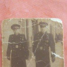 Militaria: 1947 2 FOTOGRAFIAS 2 LIBROS DE HABERES Y 1 DE MASITA DE UN GUARDIA CIVIL. Lote 177676860