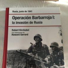 Militaria: OSPREY OPERACIÓN BARBARROJA. Lote 177707698