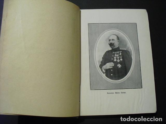 Militaria: 1911 EL SITIO DE BALER S MARTIN CEREZO SEGUNDA EDICION CORREGIDA Y AUMENTADA - Foto 3 - 177712079