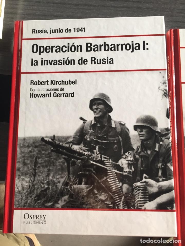 Militaria: Osprey Segunda Guerra Mundial - Foto 2 - 177796198