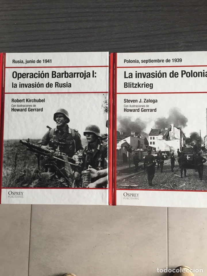 OSPREY SEGUNDA GUERRA MUNDIAL (Militar - Libros y Literatura Militar)