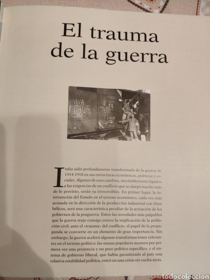 Militaria: Libro Atlas ilustrado del Fascismo - Foto 3 - 177839140