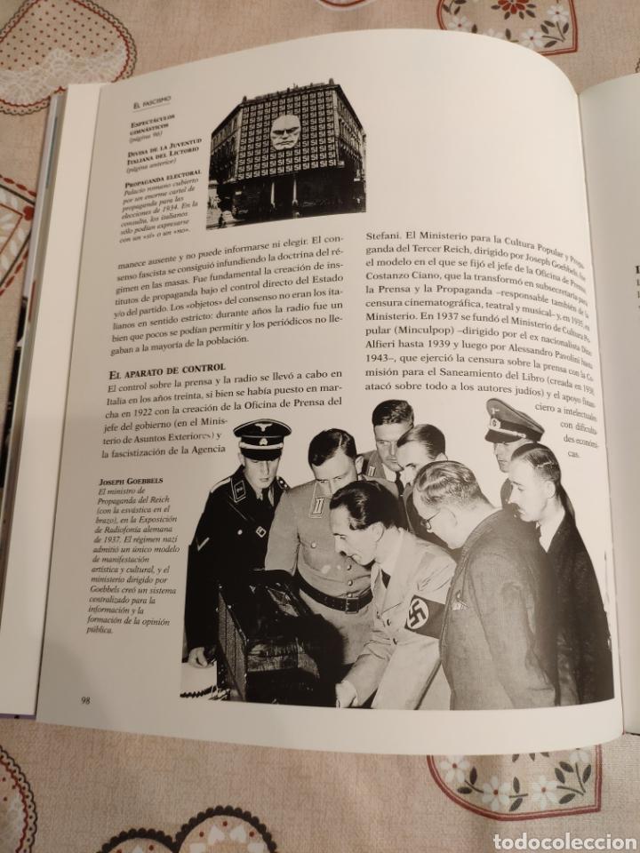 Militaria: Libro Atlas ilustrado del Fascismo - Foto 4 - 177839140