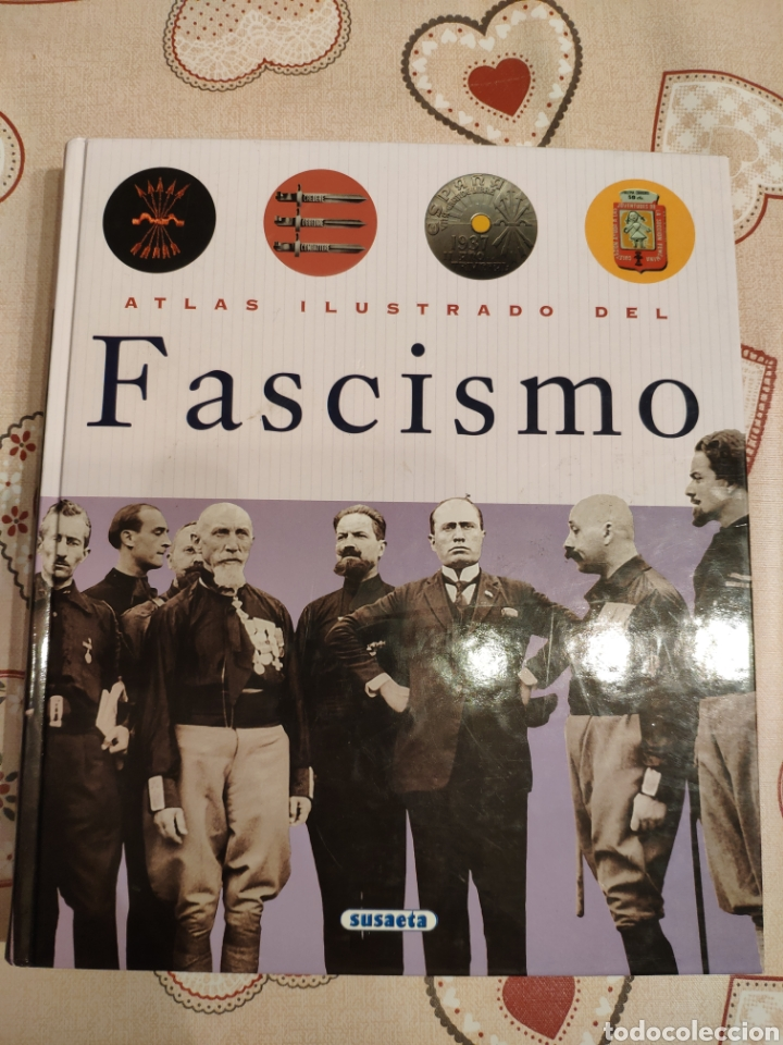 LIBRO ATLAS ILUSTRADO DEL FASCISMO (Militar - Libros y Literatura Militar)
