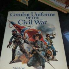 Militaria: COMBAT UNIFORMS OF THE CIVIL WAR. Lote 177868425