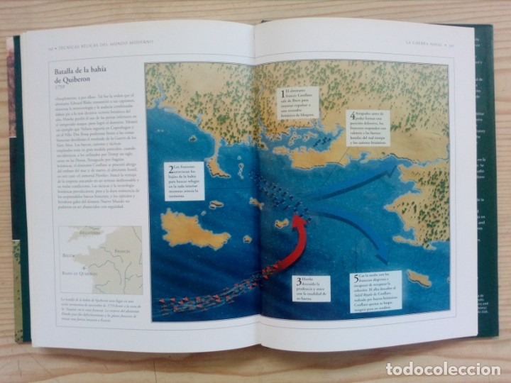 Militaria: Tecnicas Belicas Del Mundo Moderno 1500-1763 - Libsa - Foto 5 - 178032875