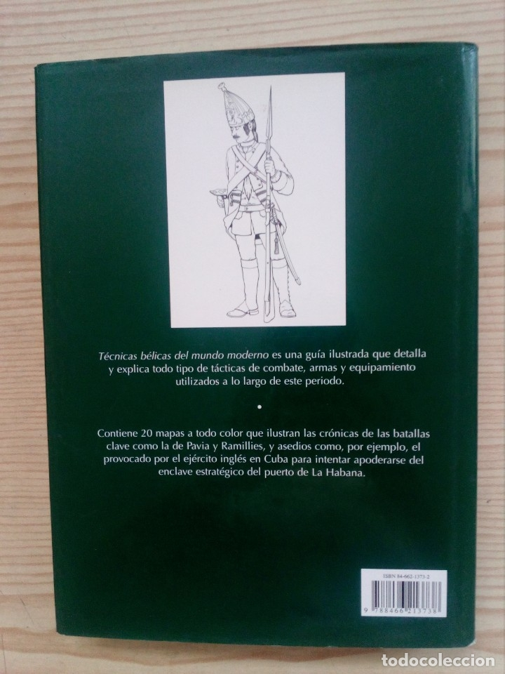 Militaria: Tecnicas Belicas Del Mundo Moderno 1500-1763 - Libsa - Foto 6 - 178032875