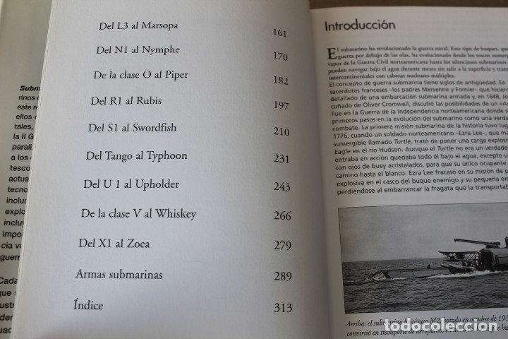 Militaria: SUBMARINOS DEL MUNDO. ROBERT JACKSON - EDITORIAL LIBSA 2002 - Foto 4 - 178135265