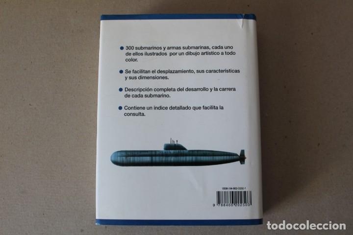 Militaria: SUBMARINOS DEL MUNDO. ROBERT JACKSON - EDITORIAL LIBSA 2002 - Foto 10 - 178135265