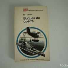 Militaria: BUQUES DE GUERRA. Lote 178137239
