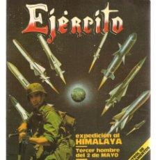 Militaria: EJÉRCITO. REVISTA DE LAS ARMAS Y SERVICIOS. Nº 580. MAYO, 1988. (P/B73). Lote 178181861