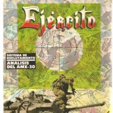Militaria: EJÉRCITO. REVISTA DE LAS ARMAS Y SERVICIOS. Nº 592. MAYO, 1989. (P/B73). Lote 178182320