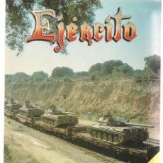 Militaria: EJÉRCITO. REVISTA DE LAS ARMAS Y SERVICIOS. Nº 655. OCTUBRE, 1994. (P/B73). Lote 178182856