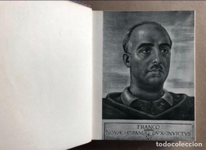 Militaria: HISTORIA DE LA CRUZADA ESPAÑOLA EDICIONES ESPAÑOLAS COMPLETA, ENCUADERNADA EN 6 TOMOS. - Foto 4 - 178317940