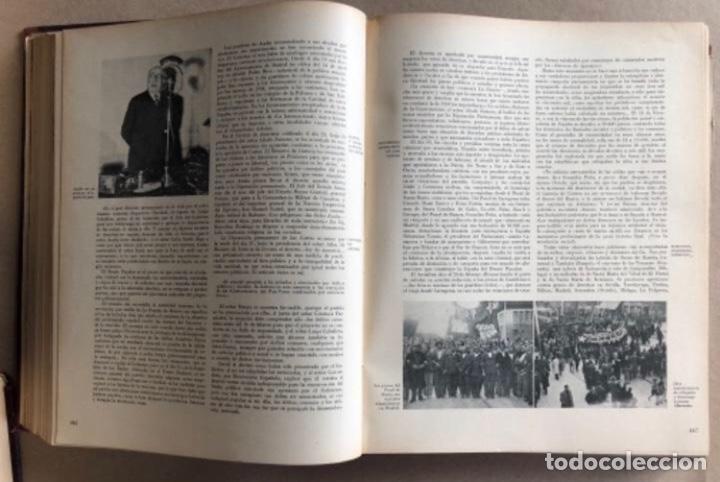 Militaria: HISTORIA DE LA CRUZADA ESPAÑOLA EDICIONES ESPAÑOLAS COMPLETA, ENCUADERNADA EN 6 TOMOS. - Foto 13 - 178317940