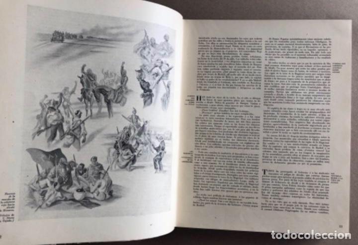 Militaria: HISTORIA DE LA CRUZADA ESPAÑOLA EDICIONES ESPAÑOLAS COMPLETA, ENCUADERNADA EN 6 TOMOS. - Foto 22 - 178317940