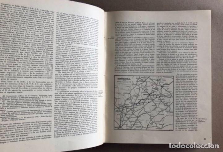 Militaria: HISTORIA DE LA CRUZADA ESPAÑOLA EDICIONES ESPAÑOLAS COMPLETA, ENCUADERNADA EN 6 TOMOS. - Foto 23 - 178317940