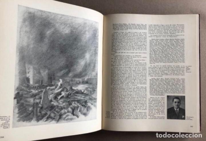 Militaria: HISTORIA DE LA CRUZADA ESPAÑOLA EDICIONES ESPAÑOLAS COMPLETA, ENCUADERNADA EN 6 TOMOS. - Foto 24 - 178317940