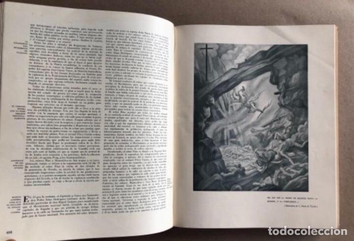 Militaria: HISTORIA DE LA CRUZADA ESPAÑOLA EDICIONES ESPAÑOLAS COMPLETA, ENCUADERNADA EN 6 TOMOS. - Foto 28 - 178317940