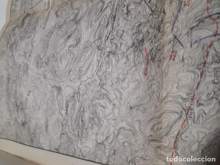 Militaria: Guerra Civil Del alto Ebro a las fuentes del Llobregat Tapas duras Mapas - Foto 3 - 180193117
