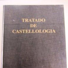 Militaria: TRATADO DE CASTELLOLOGIA. Lote 180325890