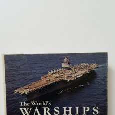 Militaria: THE WORD´S WARSHIP. Lote 181182243