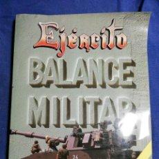 Militaria: EJÉRCITO. BALANCE MILITAR 1990-1991. Lote 181196830