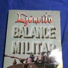 Militaria: EJÉRCITO BALANCE MILITAR 1990-1991. Lote 181201442