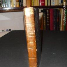 Militaria: 1829 ESTADO GENERAL DE LA REAL ARMADA. Lote 181986298